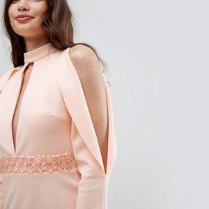 ASOS Brand New Midi Dress